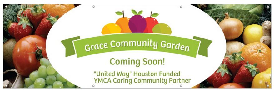 Grace Church Community Garden